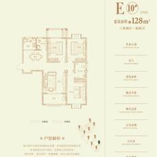 鑫业花苑--E