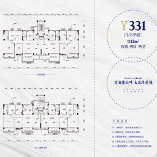 碧桂园温泉城云熙山(二期)户型图户型图